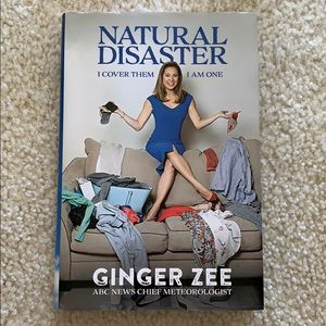 Natural Disaster I Cover Them I Am One Ginger Zee